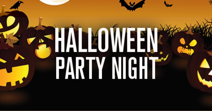 Halloween Party Weekend 25th - 27th October 2019